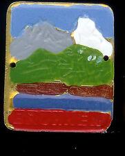 Brennen - Swiss badge stocknagel medallion G2454