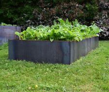 NiceR Corten Planter Bed extra large steel metal