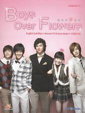 Boys Over Flowers, Vol. 1 (DVD, 2009, 4-Disc Set)