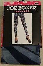 Women Joe Boxer Stretch Leggings-S/M--M/L--L/XL