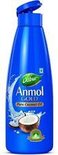 Dabur Anmol Pures Kokosnussöl für Haar, Haut & Massage (Pure Coconut Oil)