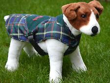 Karlie Hundemantel, grün/mehfarbig. NEU!!!