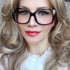 Big Secretary Teacher Celebrity Clear Lens Women Fashion EyeGlasses Frames 5311