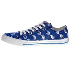 Tampa Bay Rays Baseball MLB Team Apparel Row One Men Women Kids Sneakers Shoe