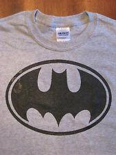 BATMAN T-Shirt  Super Hero Costume Everyday Wear- Cotton Variety Of Colors NEON