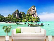 3D Phuket Thailand 9 Wall Paper Murals Wall Print Wall Wallpaper Mural AU Summer