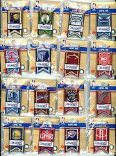 2016 NBA Playoff Team Banner Pin Choice 16 pins Warriors Spurs Cavs playoffs 16