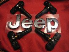 Jeep TPMS Tire Sensors Set of 5 *2013*  Wrangler  56029398-AB *BRAND NEW*USPS PR