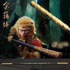 Chinese Sun Wukong Monkey King Bar Cosplay Jingu Bang Home Decor Golden Cudgel