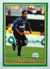 Figurina/Stickers PANINI SUPERCALCIO 1996/97-n.128-PAUL INCE-INTER-NEW