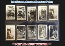 ☆ Cavanders Peeps into Many Lands 1928 Series 2 (FS72) (G/F) *Please Select*