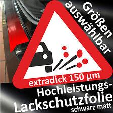 Auto Lackschutzfolie Schutzfolie schwarz matt Autofolie Kfz Folie statt Lack