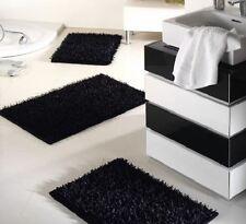Badteppich Badvorleger Shaggy Teppich 3 Größen 10 Farben Trend Wohnen *NEU*