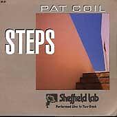 MINT!! Steps by Pat Coil (CD, Jan-1991, Sheffield Lab) RARE OOP AUDIOPHILE