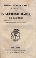 CAMPANIA_S. AGATA DEI GOTI_ALFONSO MARIA DE LIGUORI_800