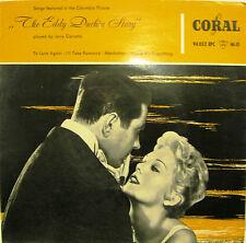 "JERRY CARRETTA ""THE EDDY DUCHIN STORY""  rare ep 4 tracks mint"