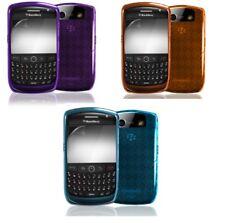 iSkin vibraciones FX Ceñido Bodyguard Funda para Blackberry Curve 8900