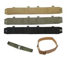 ATS Tactical War Belt / Battle Belt W/Inner Duty Belt-Coyote-Ranger Green-Black