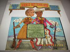 Annie Get Your Gun Doris Day Robert Goulet LP VG++ OS2360 Columbia