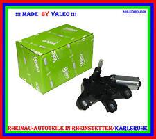 Wischermotor Heckwischermotor VALEO-NEU- AUDI A4(8D2,8D5,8E2,8E5,8EC,8ED,8K2,8K5
