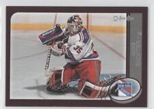 2002-03 O-Pee-Chee #128 Mike Richter New York Rangers Hockey Card