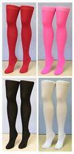 OTK plaine de couleur au-dessus du genou chaussettes pub école de golf fille fête robe fantaisie