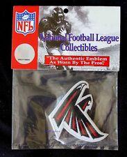 ATLANTA FALCONS OFFICIAL NFL PATCH w/ NFL HOLOGRAM - RARE