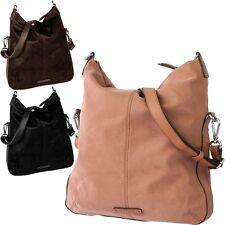 ESPRIT Silk Damen Handtasche Überschlag Gurt Verstellbar Schulter Umhänge Tasche