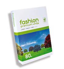 Clairefontaine moda premium blanco 80 g/m² DIN-A4 Láser inyección de tinta Copia