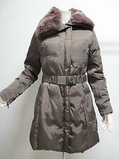 GAIA ROSSI giubbotto donna mod.200451/FMGR col.FANGO tg.42 inverno 2011