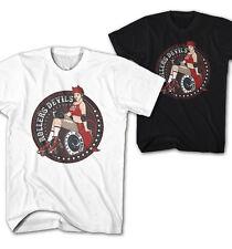 Herren T-Shirt Rollers Devils Hell Motor Auto Hotrod Oldtimer Neu S-5XL RD1115