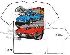 1963 1967 Stingray T shirt, Corvette Tshirt, Chevy Vette Tee, Sz M L XL 2XL 3XL