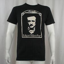 EDGAR ALLAN POE Writer Boxed Framed Photo Portrait T-Shirt S M L XL XXL NEW