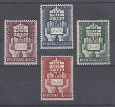Portugal Sc 713-716 MNH. 1949 UPU 75th Anniversary, cplt set