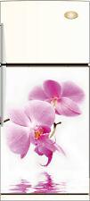 Sticker frigo Orchidée 60x90cm Réf 211