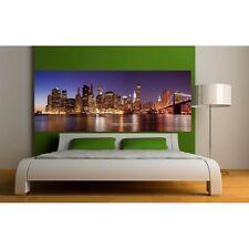 Stickers Tête de lit déco chambre New York 9137