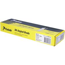 Paslode BRIGHT DA ANGLE BRAD NAILS 3000Pcs 15-Gauge*AUS Brand- 32mm,38mm Or 45mm