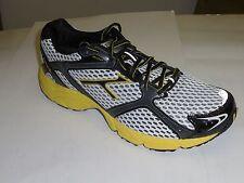 Etonic Men's RCS Elite Black Yellow Professional  Running Sneakers Sizes 8-11.5
