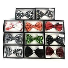 1x Halloween Style Bow Tie Men's Acessories Tie