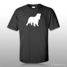 English Cocker Spaniel T-Shirt Tee Shirt Gildan S M L Xl 2Xl 3Xl Cottondog pet