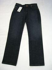 Vanilia Jeans  Slim-Cropped Blue Denim - Stretch, schmaler Schnitt, knöchellang