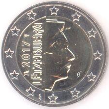 Luxemburg alle 2 Euro Kursmünzen - alle Jahre wählen - Neu