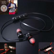 For Apple iPhone X 8 7 6 Bluetooth Earphones Wireless Headsets Volume Headphones