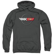Chevrolet 4Th Gen Vette Logo Pullover Hoodies for Men or Kids