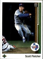 1989 Upper Deck Baseball Base Singles #420-520 (Pick Your Cards)