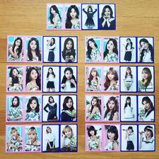 TWICE TWICELAND FANTASY PARK Official Photocards 4pcs Member Set