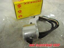 NOS LH , Switch Handle Suzuki K10 K11 K15 M12 KT120 B100 A70  57503-03842  Japan