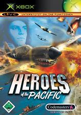 1 von 1 - Heroes Of The Pacific (Microsoft Xbox, 2005, DVD-Box)