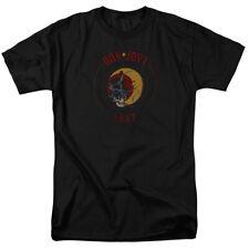 Bon Jovi 1987 Mens Short Sleeve Shirt Black
