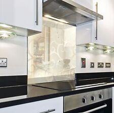 Splashback paraspruzzi paraschizzi cucina pannello ORO ASTRATTO MODERNO
